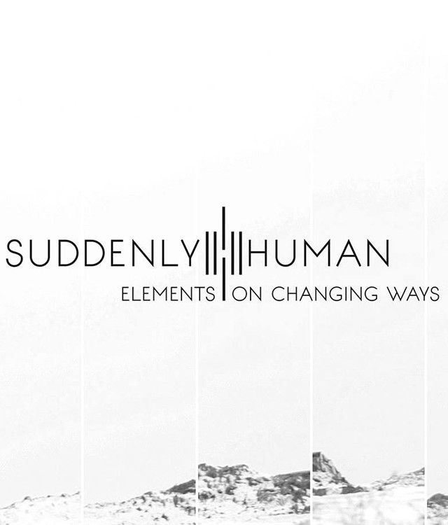 SuddenlyHuman_plakat